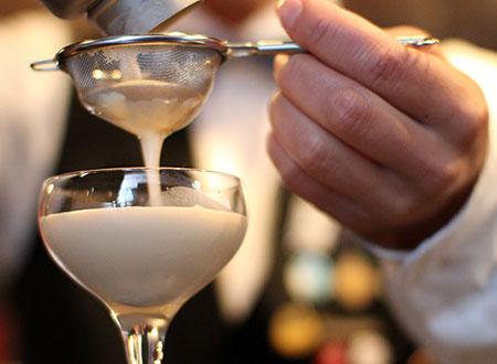 Brandy base cocktails