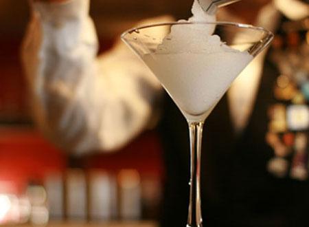 Frozen base cocktails