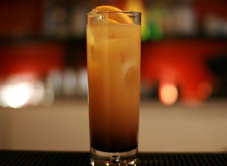 Liqueur base cocktails