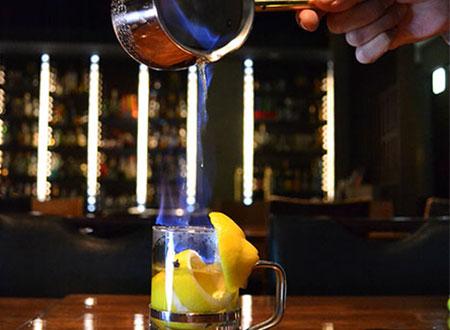 Gin base cocktails